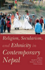 Omslag - Religion, Secularism, and Ethnicity in Contemporary Nepal