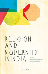 Omslag - Religion and Modernity in India