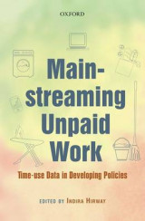 Omslag - Mainstreaming Unpaid Work