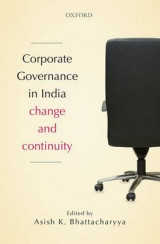 Omslag - Corporate Governance in India