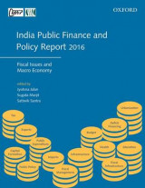 Omslag - India Public Finance and Policy Report 2016