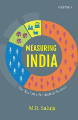 Omslag - Measuring India