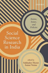 Omslag - Social Science Research in India