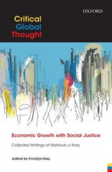Omslag - Economic Growth with Social Justice