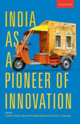 Omslag - India as a Pioneer of Innovation