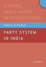 Omslag - Party System in India