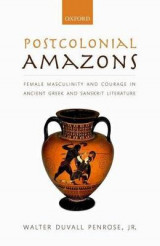 Omslag - Postcolonial Amazons