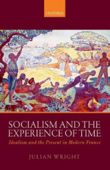 Omslag - Socialism and the Experience of Time