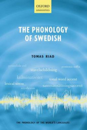 The Phonology of Swedish av Tomas Riad (Innbundet)