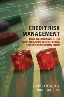 Credit Risk Management av Tony van Gestel og Bart Baesens (Innbundet)