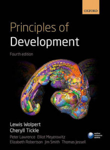 Principles of Development av Lewis Wolpert og Cheryll Tickle (Heftet)