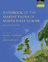 Omslag - Handbook of the Marine Fauna of North-West Europe