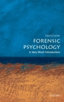 Forensic Psychology: A Very Short Introduction av David V. Canter (Heftet)