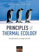 Omslag - Principles of Thermal Ecology: Temperature, Energy, and Life