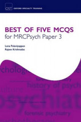 Omslag - Best of Five MCQs for MRCPsych Paper 3: Paper 3