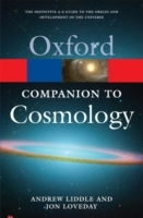 The Oxford Companion to Cosmology av Andrew Liddle og Jon Loveday (Heftet)