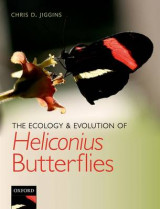 Omslag - The Ecology and Evolution of Heliconius Butterflies