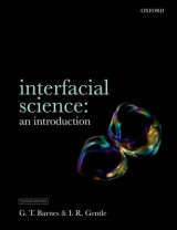 Omslag - Interfacial Science: An Introduction
