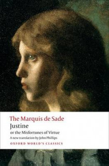 Justine, or the Misfortunes of Virtue av Marquis de Sade (Heftet)