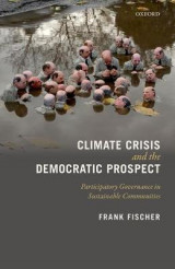Omslag - Climate Crisis and the Democratic Prospect