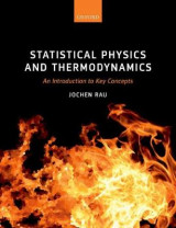 Omslag - Statistical Physics and Thermodynamics