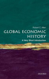 Omslag - Global Economic History: A Very Short Introduction
