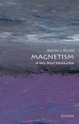 Omslag - Magnetism: A Very Short Introduction