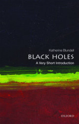 Omslag - Black Holes: A Very Short Introduction