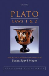 Omslag - Plato: Laws 1 and 2