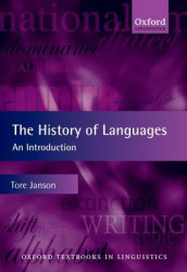 The History of Languages av Tore Janson (Innbundet)