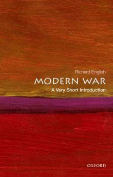 Modern War: A Very Short Introduction av Richard English (Heftet)