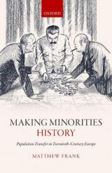 Omslag - Making Minorities History
