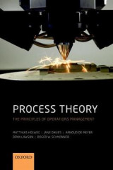 Omslag - Process Theory