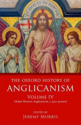 Omslag - The Oxford History of Anglicanism: Volume 4