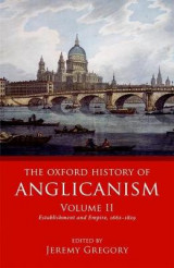 Omslag - The Oxford History of Anglicanism, Volume II