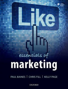 Essentials of Marketing av Paul Baines, Chris Fill og Kelly Page (Heftet)