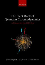 Omslag - The Black Book of Quantum Chromodynamics