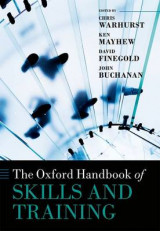 Omslag - The Oxford Handbook of Skills and Training