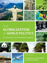 Omslag - The Globalization of World Politics