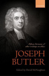 Omslag - Joseph Butler: Fifteen Sermons and Other Writings on Ethics