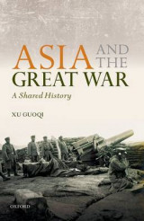 Omslag - Asia and the Great War