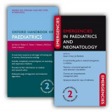 Omslag - Oxford Handbook of Paediatrics and Emergencies in Paediatrics and Neonatology Pack