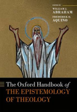Omslag - The Oxford Handbook of the Epistemology of Theology