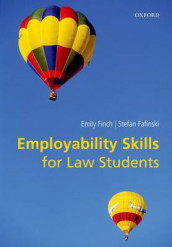 Employability Skills for Law Students av Stefan Fafinski og Emily Finch (Heftet)