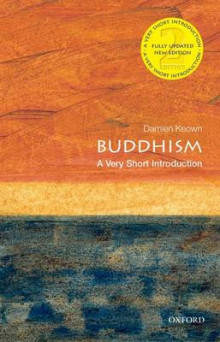 Buddhism: A Very Short Introduction av Damien Keown (Heftet)