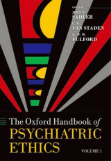 Omslag - The Oxford Handbook of Psychiatric Ethics