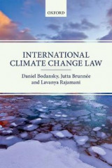 Omslag - International Climate Change Law