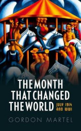 Omslag - The Month that Changed the World