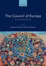 Omslag - The Council of Europe