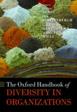 Omslag - The Oxford Handbook of Diversity in Organizations